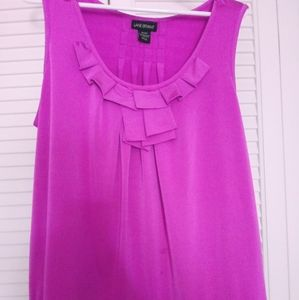 Woman's Lane Bryant Sleeveless Top